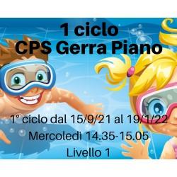 CPS Gerra Piano 1° ciclo...