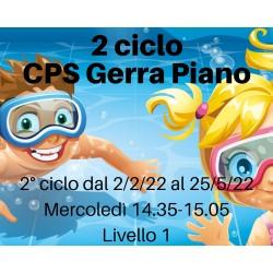 CPS Gerra Piano 2° ciclo...