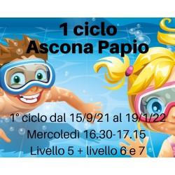 Ascona Papio 1° ciclo dal...
